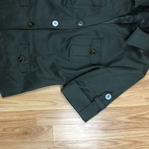 Kenneth Cole Military Classic Jacket • L